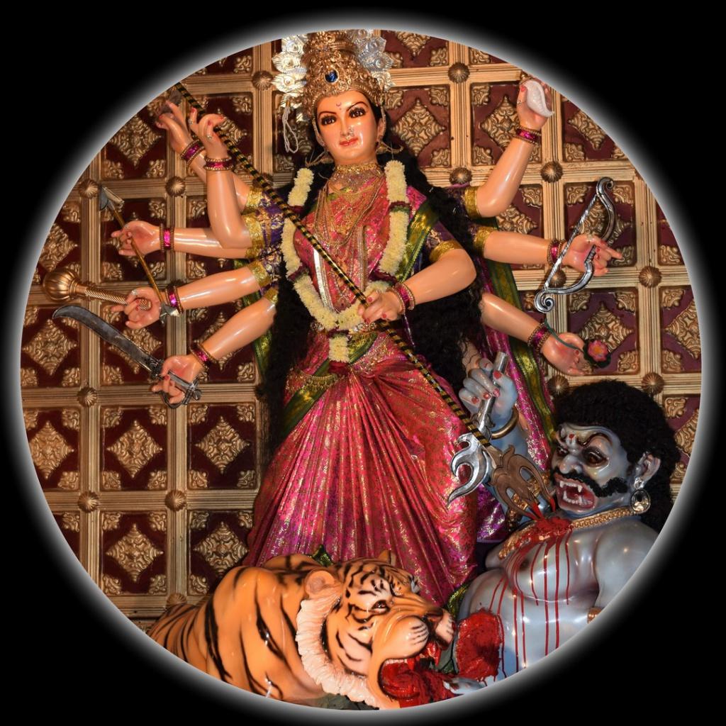 Devi Chandraghanta (ದೇವಿ ಚಂದ್ರಘಂಟ)