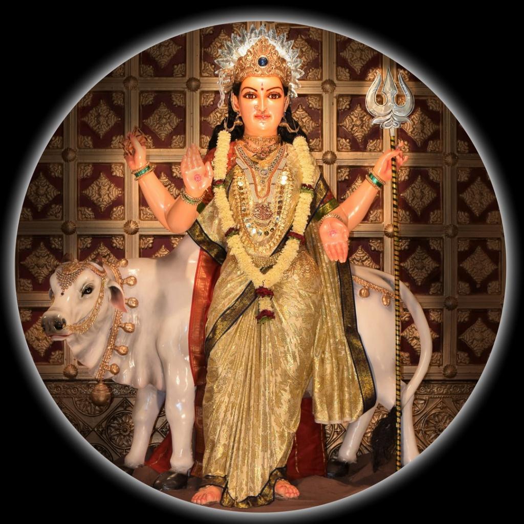 Devi Mahagowri (ದೇವಿ ಮಹಾಗೌರಿ)