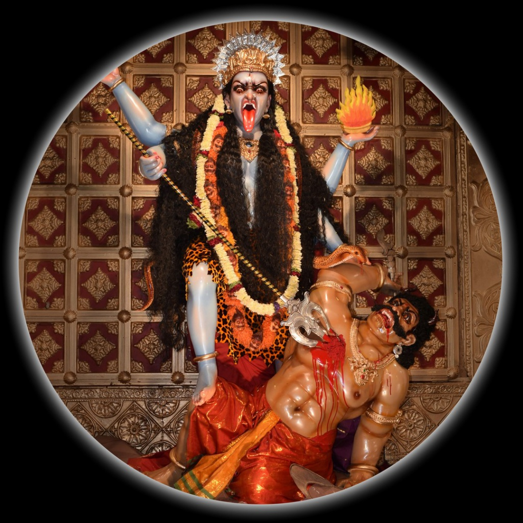 Devi Mahakali (ದೇವಿ ಮಹಾಕಾಳಿ )